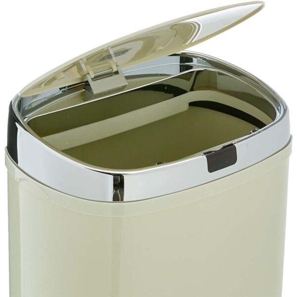 Poubelle de Cuisine à Ouverture Automatique 42 L au meilleur prix
